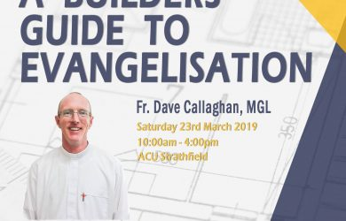 A Builders Guide to Evangelisation
