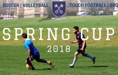 Society Spring Cup 2018
