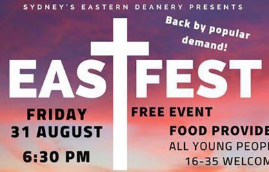 EastFest with Come Alive Worship Band