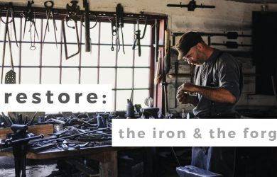 Restore: The Iron & The Forge