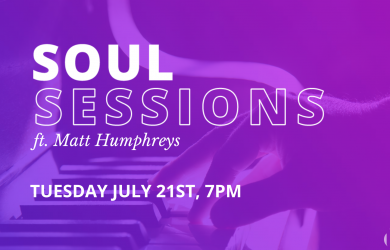 Soul Sessions ft. Matt Humphreys (Livestream)
