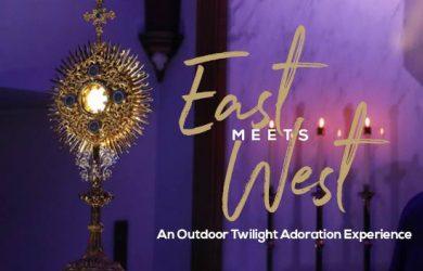 East Meets West Adoration