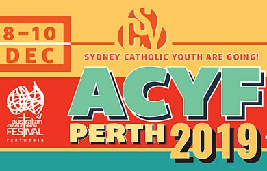 SCY Pilgrimage to ACYF Perth