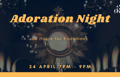 Adoration Night