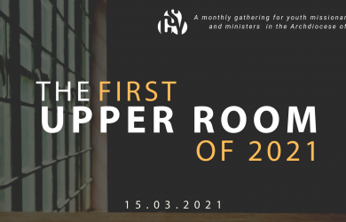 The Upper Room | First of 2021!