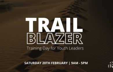Trailblazer | Training Day for Youth Leaders