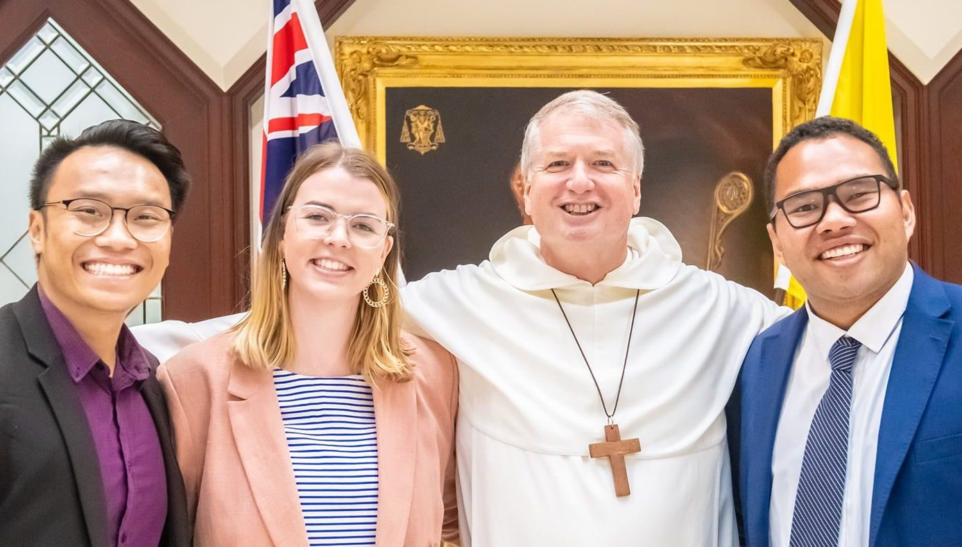 Message from Archbishop Anthony Fisher OP